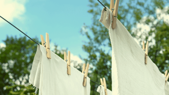 Washing Clothes With Vinegar Instead Of Detergent That Really Works