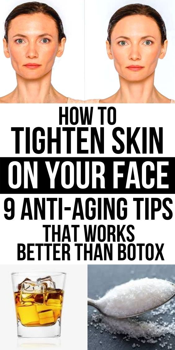How to Tighten Skin on Your Face: 9 Anti-Aging Tips and Tricks