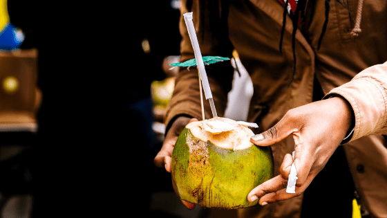 Health Benefits of Coconut Water According To Registered Dietitians